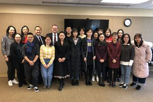 Chancellor-with-SHNU-students_2019.03.04-600x400