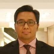 Headshot of Yanu Prasetyo