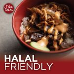 Photo of halal korean beef bowl from Sabai.