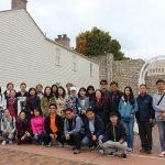 Scholars visit historic Hannibal, MO