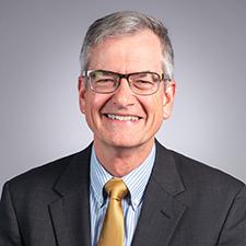 Headshot of David Currey